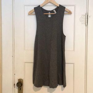 NWOT American Apparel Gray Dress